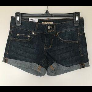 Pants - SO denim short